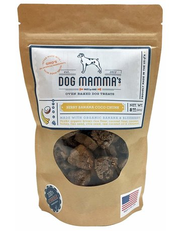 Dog Mammas Berry Banana Coco Chunk - 8 oz.