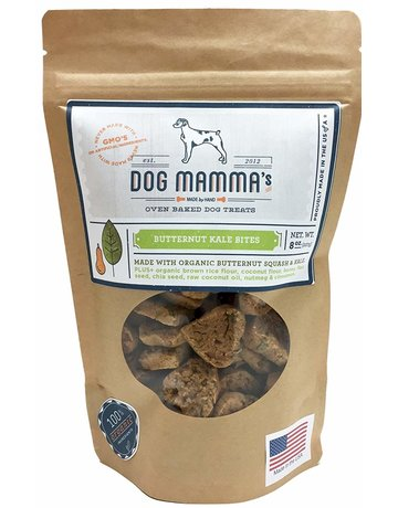 Dog Mammas Butternut Kale Bites - 8 oz.