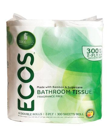 ECOS Toilet Paper - 4 Rolls