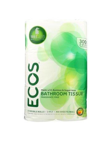 ECOS Toilet Paper - 12 Rolls