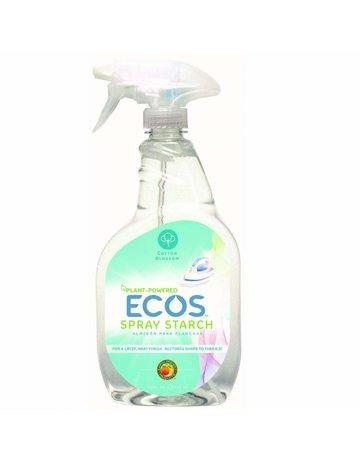 ECOS Spray Starch - Cotton Blossom - 22 oz.