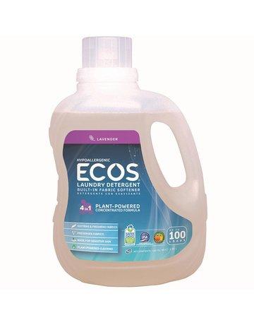 ECOS Laundry Detergent - 100 Loads - Lavender
