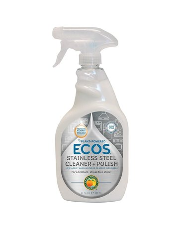 ECOS Stainless Steel Cleaner - 22 oz.