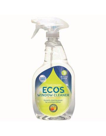 ECOS Window Cleaner - Bamboo Lemon - 22 oz.
