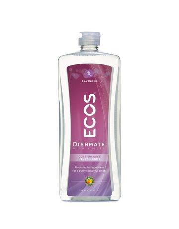 ECOS Hypoallergenic Dishmate Dish Soap - Lavender - 25 oz.