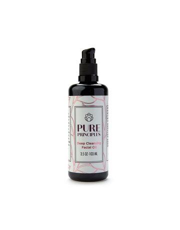 Pure Principles Deep Cleansing Facial Oil - 3.5 oz.