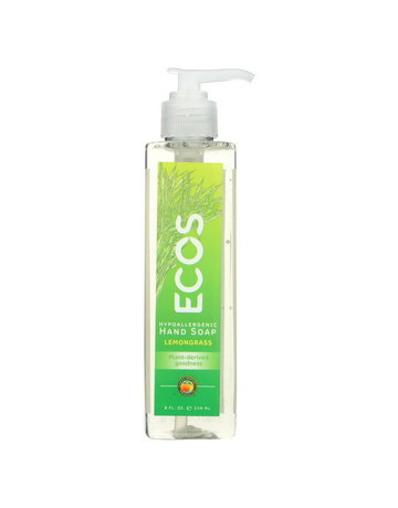 ECOS Hypoallergenic Hand Soap - Lemongrass