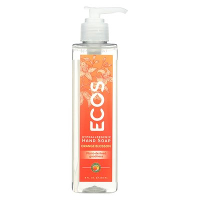 ECOS Hypoallergenic Hand Soap - Orange Blossom