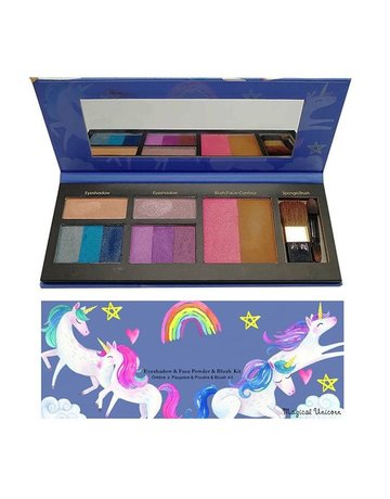 Emily Alexandria Younicorn-On-The-Go Makeup Palette