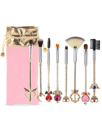 Emily Alexandria Fairytale Makeup - 8 Brush Set