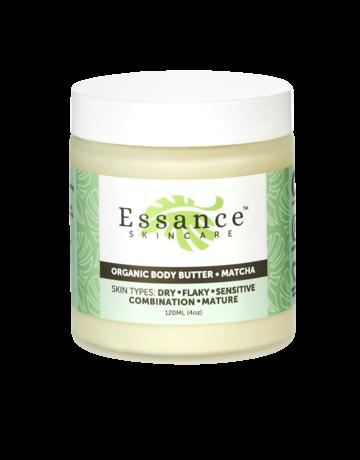 Essance Organic Body Butter (Matcha) - 4 oz.