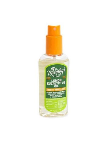 Murphy's Naturals Lemon Eucalyptus Oil - Insect Repellent Spray - 4 oz.