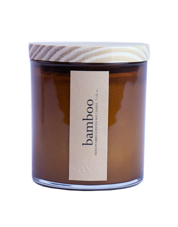Atelier 880 Bamboo Scented Soy Candle - 7.5 oz.