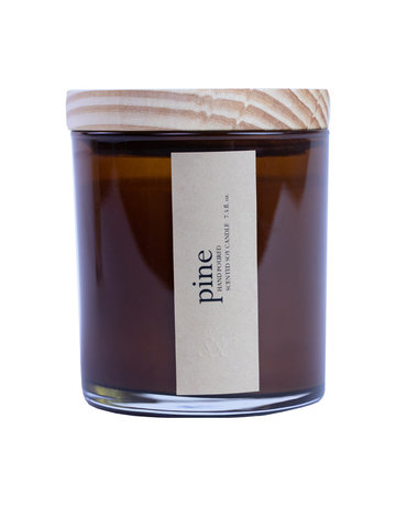 Atelier 880 Pine Scented Soy Candle - 7.5 oz.