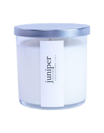 Atelier 880 Juniper Scented Soy Candle - 7.5 oz.