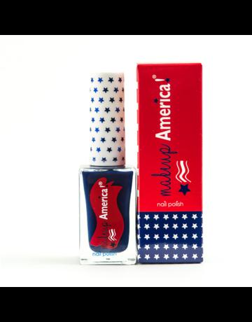 Makeup America United We Stand - Navy Blue  Nail Polish