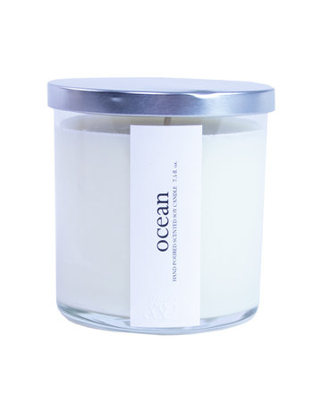 Atelier 880 Ocean Scented Soy Candle - 7.5 oz.