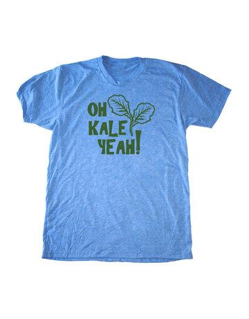 Bad Pickle Tees Oh Kale Yeah!® Men's Shirt