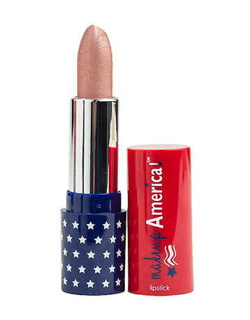 Makeup America By Dawn's Early Light Nude Cream Lipstick