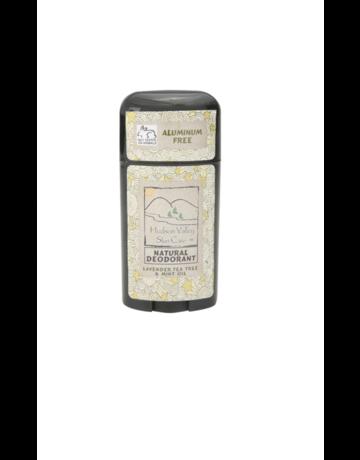 Hudson Valley Skin Care Natural Deodorant - Lavender, Tea Tree, and Mint - 2.3 oz.