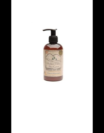 Hudson Valley Skin Care Fabulous Foot Cream - Lemon Peppermint - 8 oz.