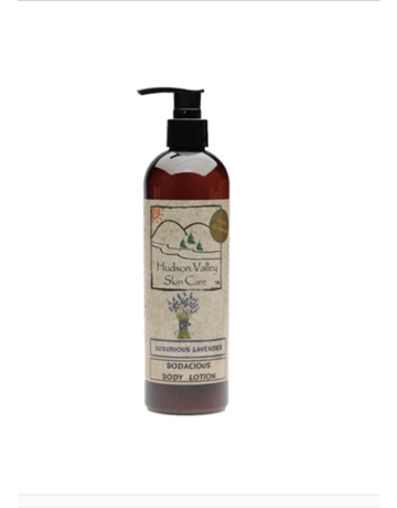 Hudson Valley Skin Care Bodacious Body Lotion - Luxurious Lavender - 11.6 oz.