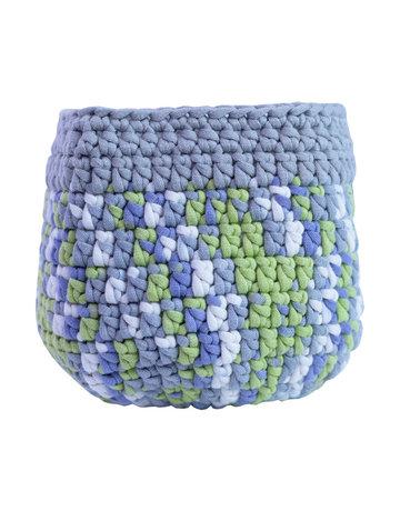 BHC Studio Crochet Nesting Basket - Large
