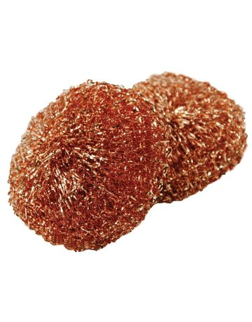 Libman Copper Scrubbers - 2 Pack