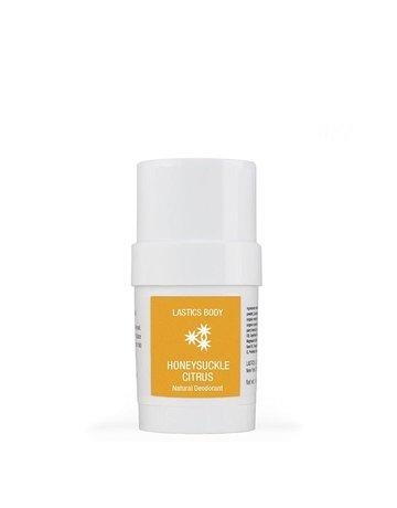 Lastics Honeysuckle Citrus Deodorant