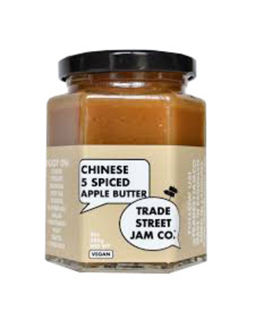 Trade Street Jam Chinese 5 Spiced Apple Butter - 9 oz.