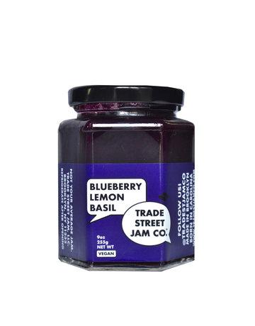 Trade Street Jam Blueberry Lemon Basil Jam - 9 oz.