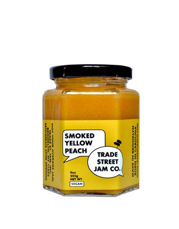 Trade Street Jam Smoked Peach Jam - 9 oz.