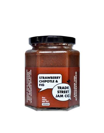 Trade Street Jam Strawberry Chipotle & Fig Jam - 9 oz.