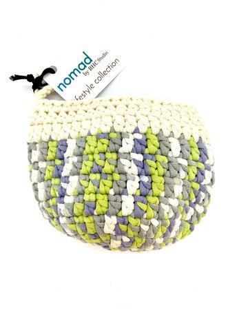 BHC Studio Crochet Nesting Basket - Small