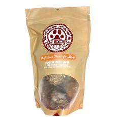 Beer Paws Pumpkin Flavor Beer Biscuits - Craft Beer Treats for Dogs - 6 oz.