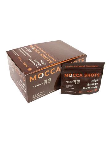 Seattle Gummy Co. Mocha Shots - Salted Caramel