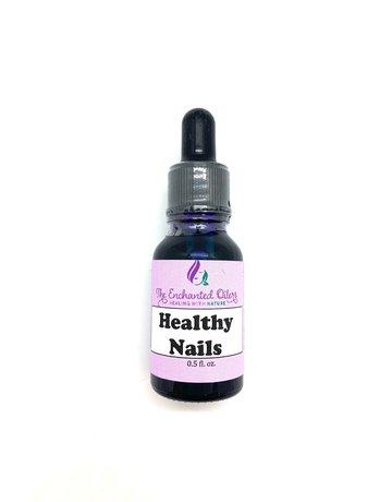 Enchanted Oilers Healthy Nails - 0.5 oz.