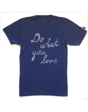 Megan Lee Designs Do What You Love - Tri-Indigo/Silver