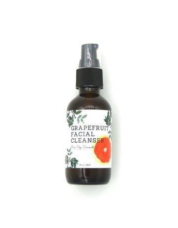 Pin Up Cosmetics Facial Cleanser Grapefruit 2 oz