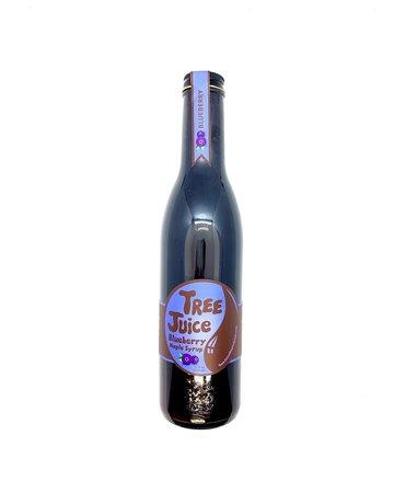Tree Juice Maple Syrup Blueberry Maple Syrup - 12 oz.