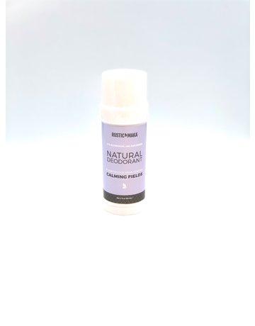 Rustic MAKA Rough Rivers Natural Deodorant - 2 oz.