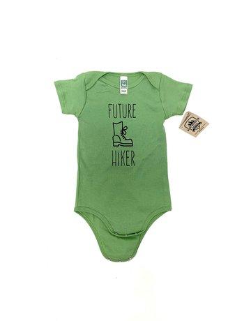 Mount Inspiration Future AT Hiker. Infant Onesie
