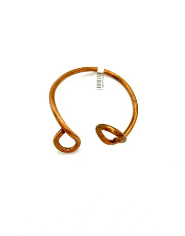 Amy Cousin Jewelry Thick Copper Bangle