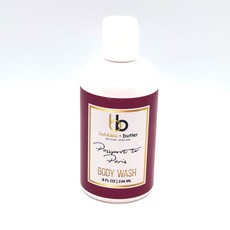Bubbles and Butter Artisan Skincare Passport to Paris Body Wash - 8 oz.