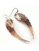 Lexi Butler Designs Copper Angel Wing Earrings