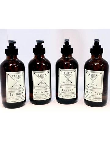 Vesta Apothecary Vegan Liquid Soap