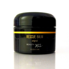 Beauty in the Raw Rescue Balm - Original - 1 fl oz.