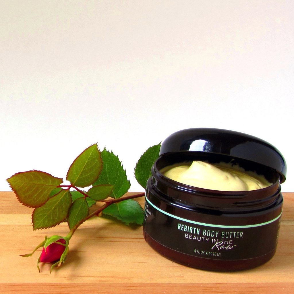 Beauty in the Raw Rebirth Whipped Body Butter