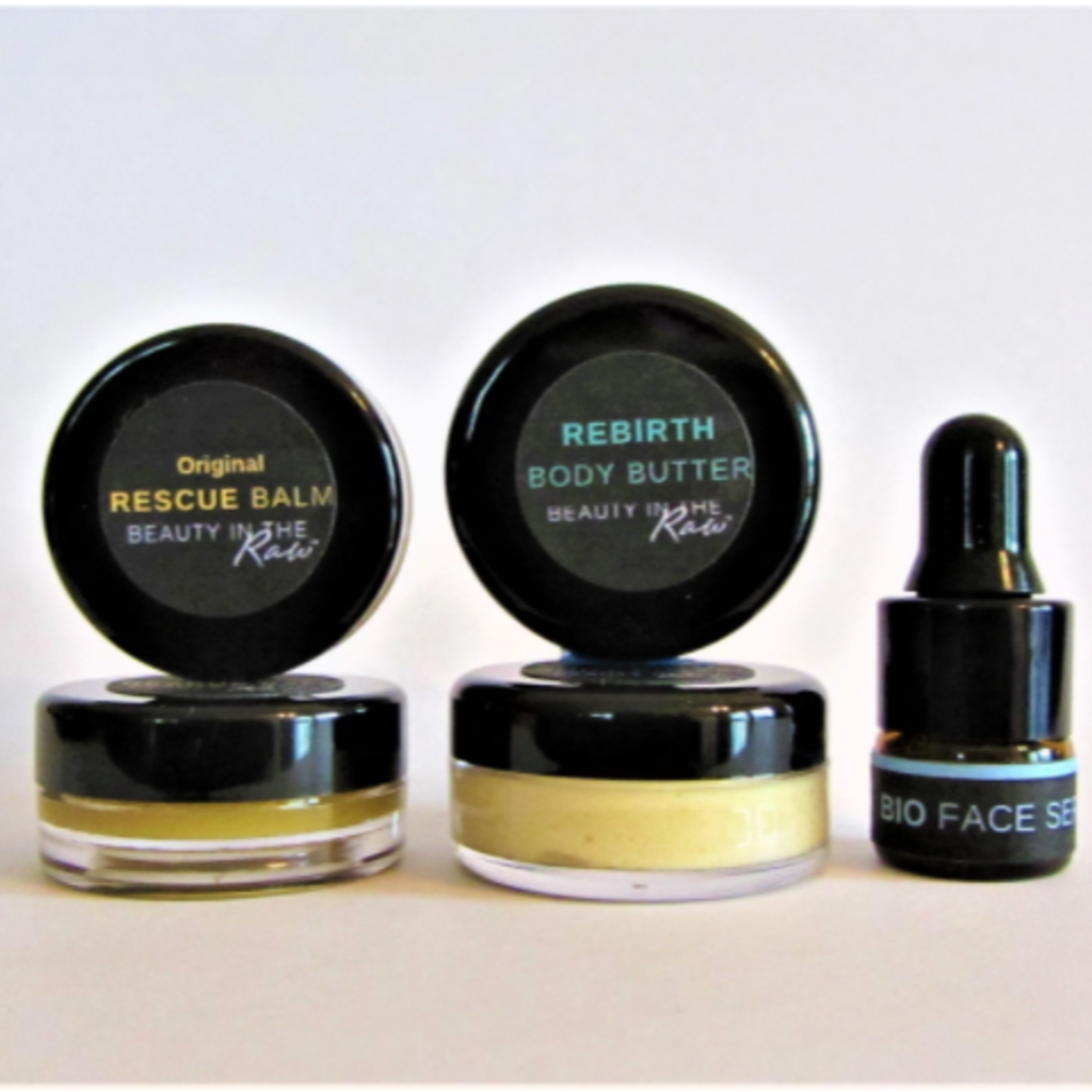 Beauty in the Raw The Originals Skincare Discovery Set - Mini