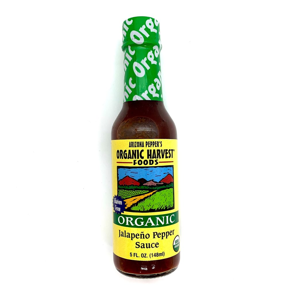 Arizona Pepper Products Organic Habanero Pepper Sauce